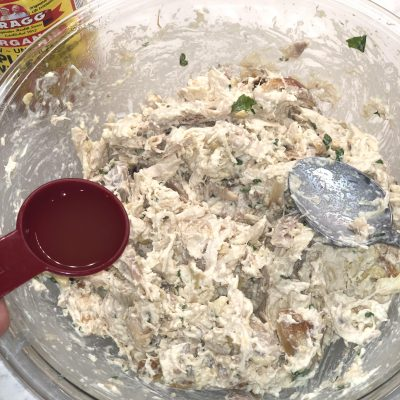 Healthy Paleo Chicken Salad Recipe step 5