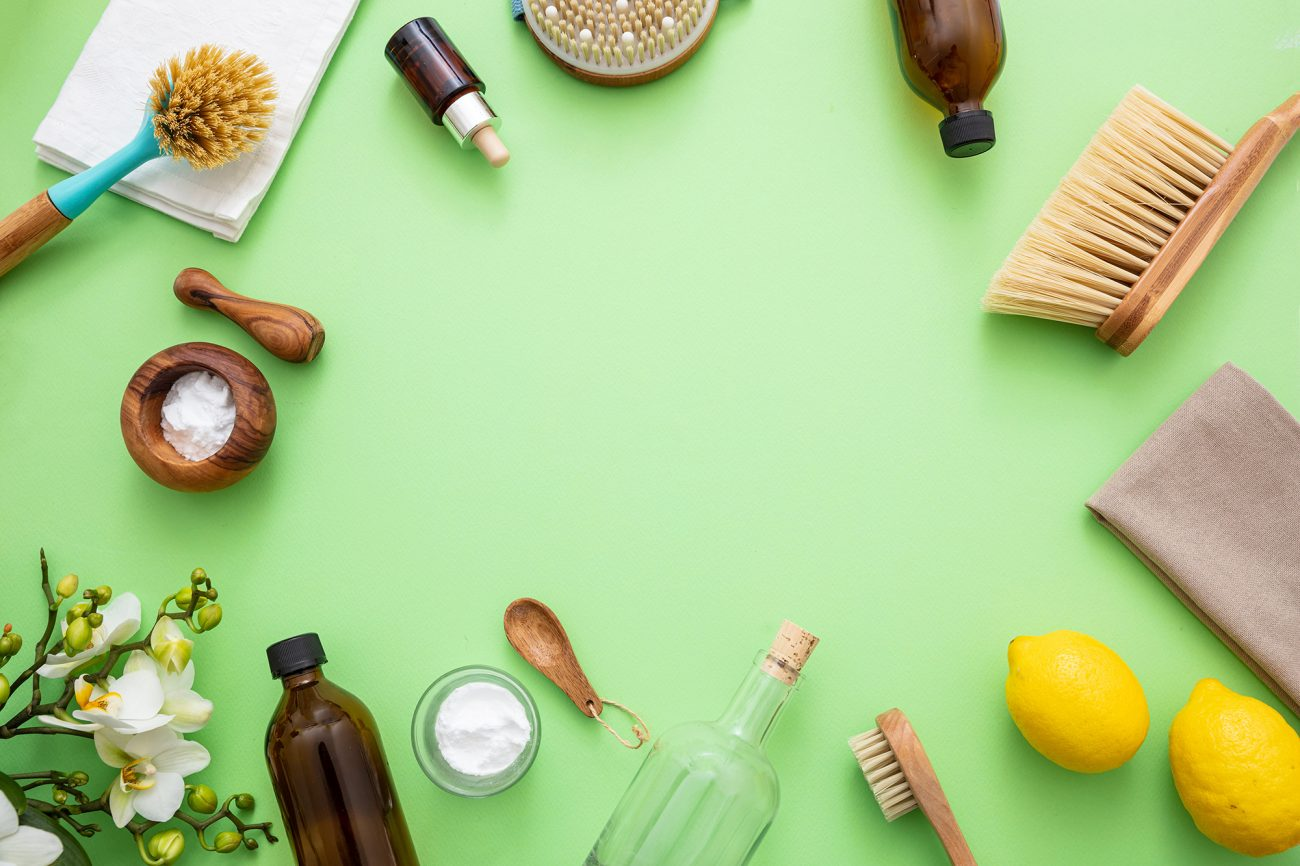 essential oils that are anti-viral and anti bacterial home cleaning
