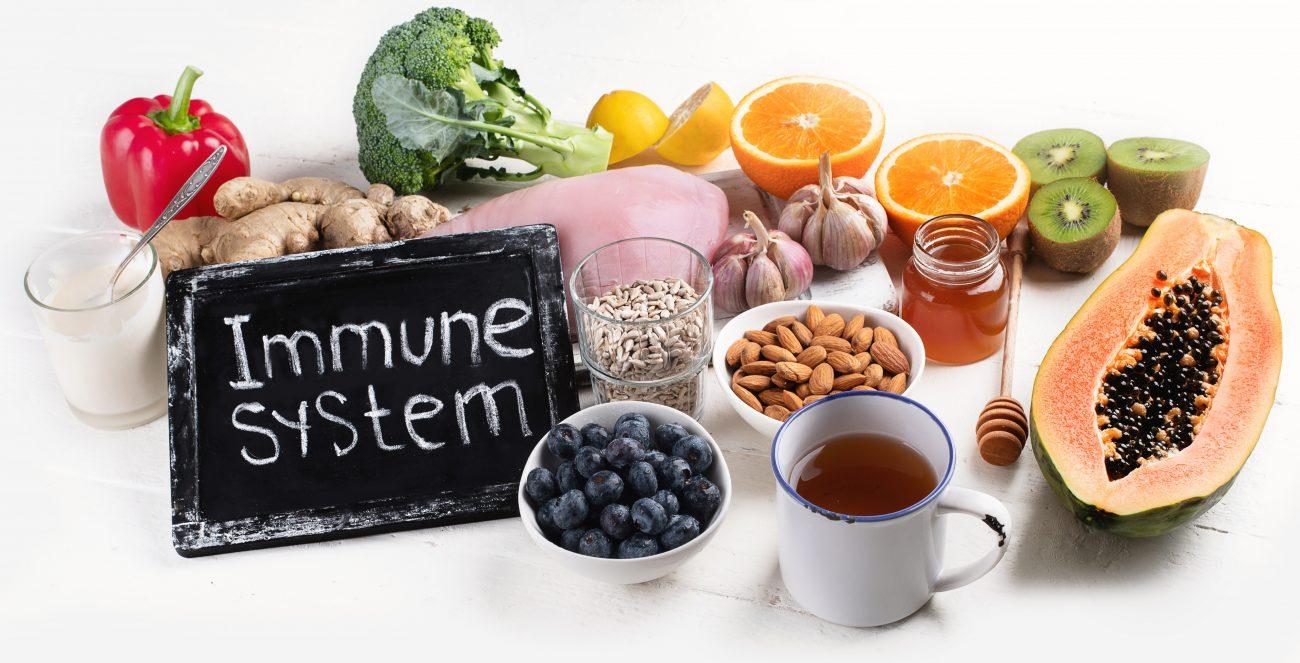 immune system boosting paleo foods
